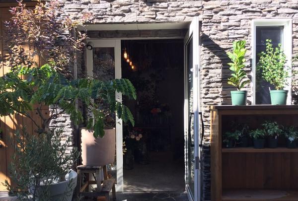 ex. flower shop & laboratory NAKAMEGURO