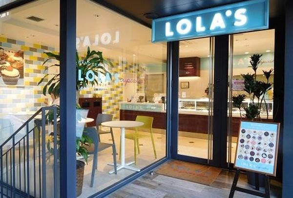 ローラズ・カップケーキ 東京 (LOLA'S Cupcakes)