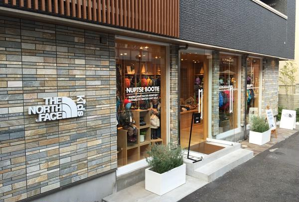 THE・NORTH・FACEKIDS 原宿店
