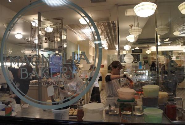 Magnolia Bakery(マグノリア ベーカリー )表参道の写真・動画_image_213952