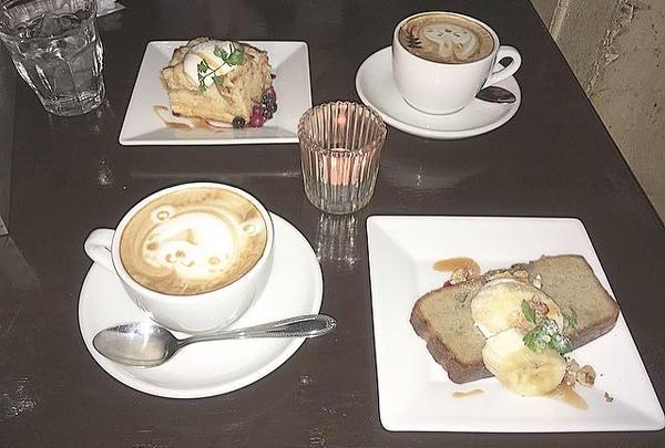 tokyo salonard cafe:dub トウキョウ サロナード カフェ ダブ