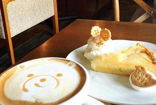 トワモワカフェ