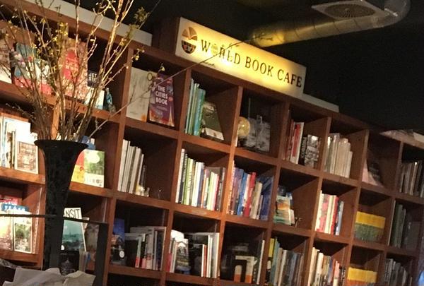 WORLD BOOK CAFEの写真・動画_image_219444