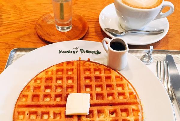 カフェヴィヴモンディモンシュ(café vivement dimanche )の写真・動画_image_221505