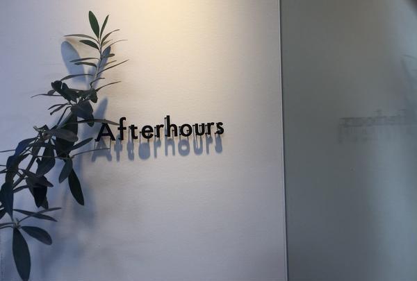 Afterhours(アフターアワーズ)の写真・動画_image_222385