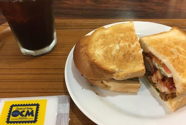 Sandwich Factory OCM(オーシーエム)
