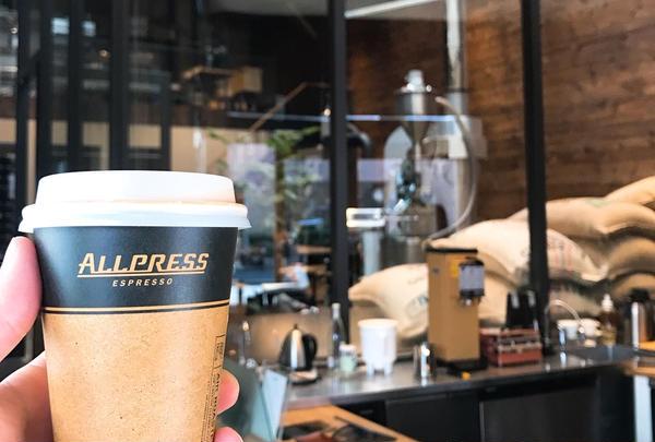 オールプレス・エスプレッソ 東京ロースタリー&カフェ