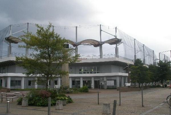 茅ヶ崎市役所 茅ヶ崎公園野球場