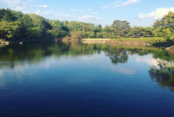 日本庭園(国営昭和記念公園)