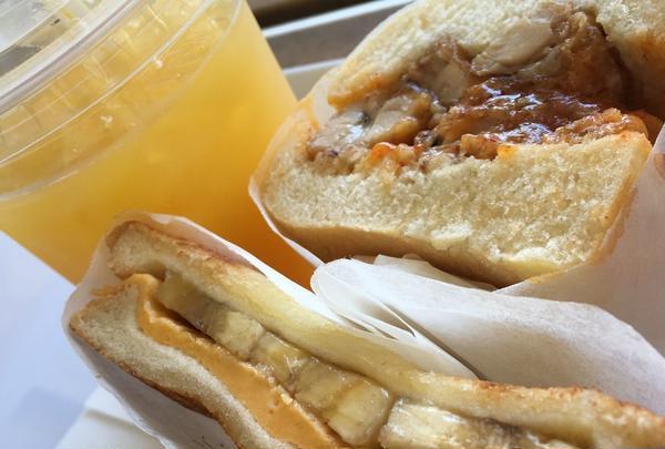 サンドイッチの店 3