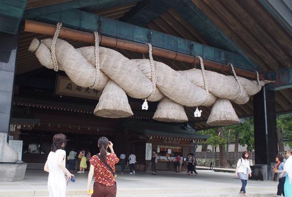 出雲大社 神楽殿の写真・動画_image_250207