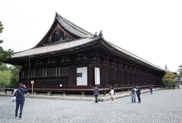 蓮華王院 三十三間堂