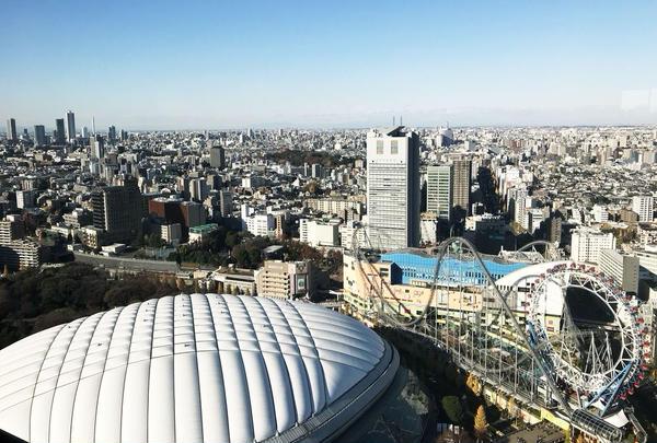 東京ドームホテルの写真・動画_image_285651