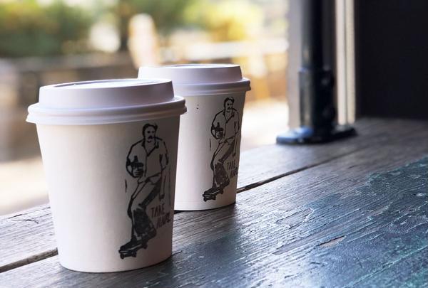 【やや浅め】リトルナップコーヒースタンド(Little Nap COFFEE STAND)