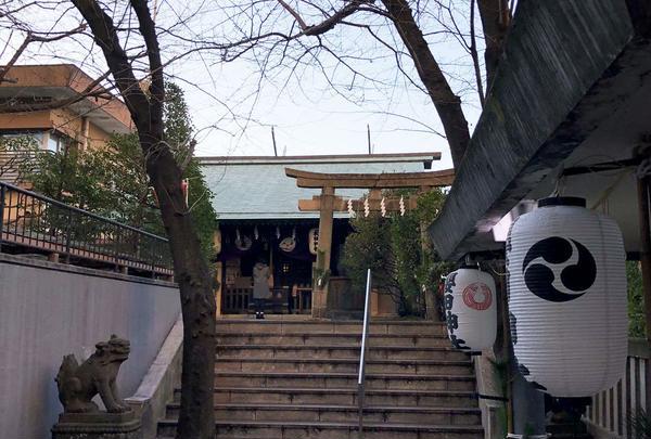 【寿老人】櫻田神社