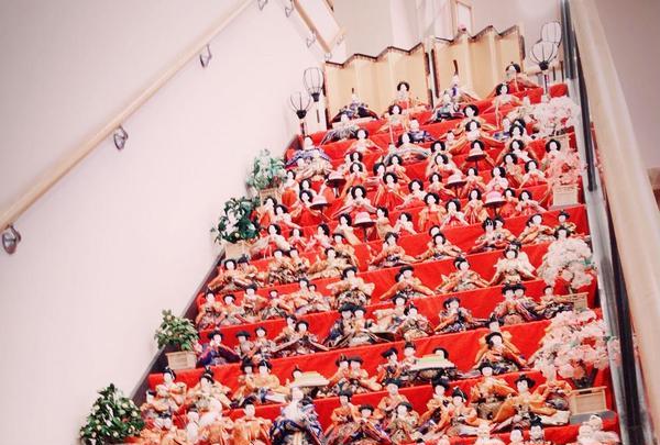 びっくり雛人形祭り