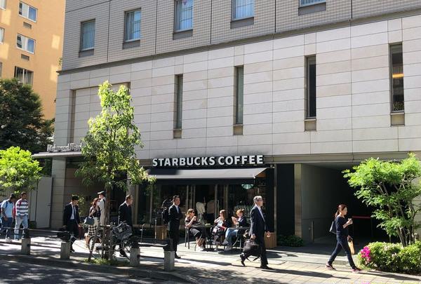 スターバックスコーヒー 芝大門店(STARBUCKS COFFEE)