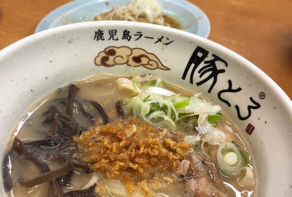 鹿児島ラーメン 豚とろ 天文館本店の写真・動画_image_321223