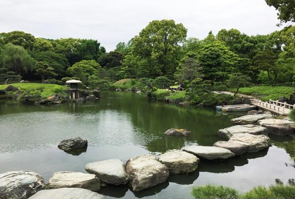 清澄庭園の写真・動画_image_340855