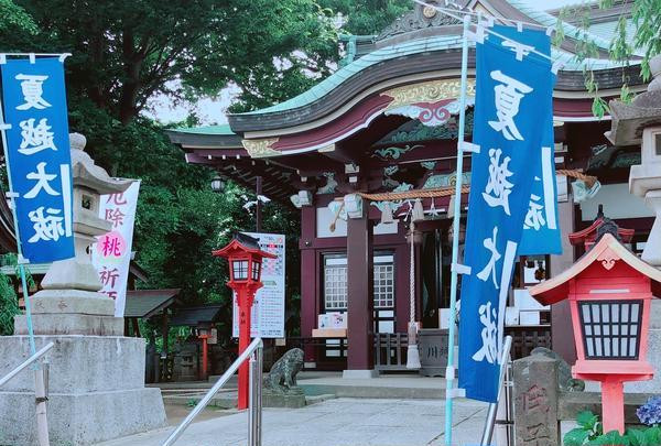 川越八幡宮の写真・動画_image_341229