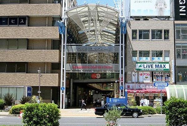 神戸・三宮センター街