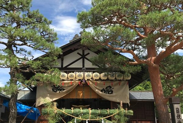 飛騨高山枝神社の写真・動画_image_347856