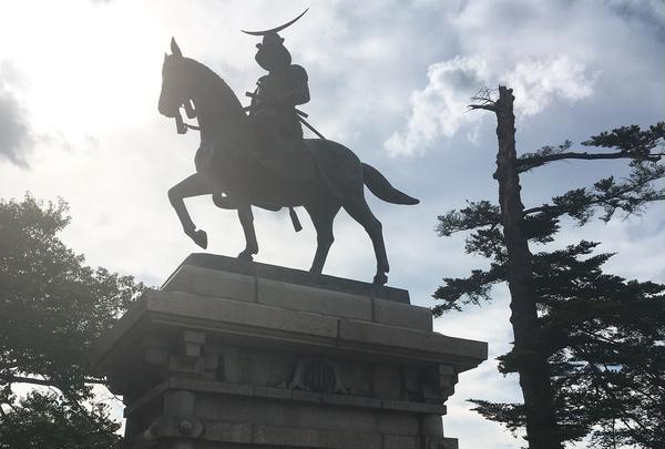 仙台城跡の写真・動画_image_404167