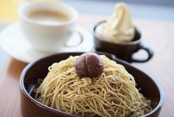 里の菓茶房 恵那峡店