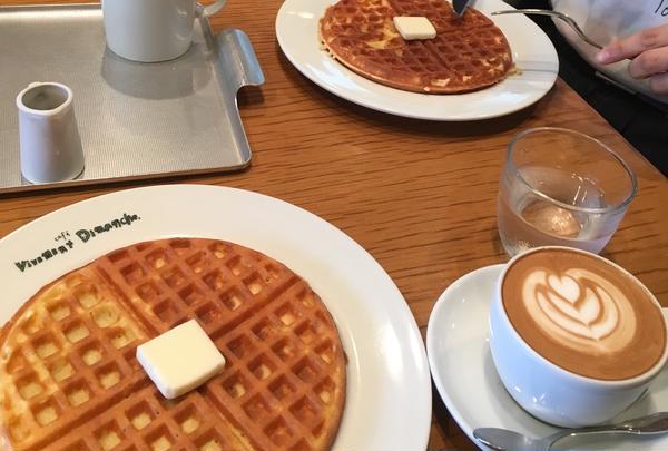 カフェヴィヴモンディモンシュ(café vivement dimanche )の写真・動画_image_431371