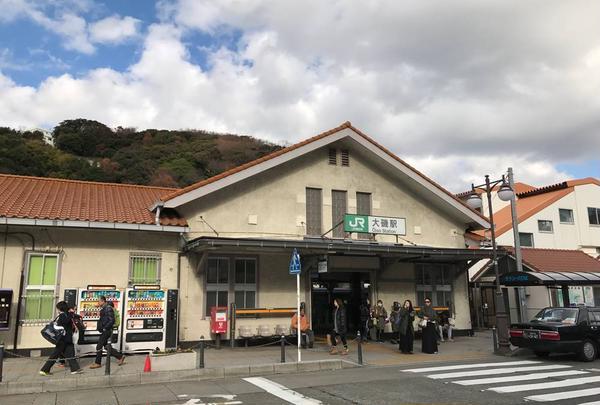 大磯駅の写真・動画_image_448850