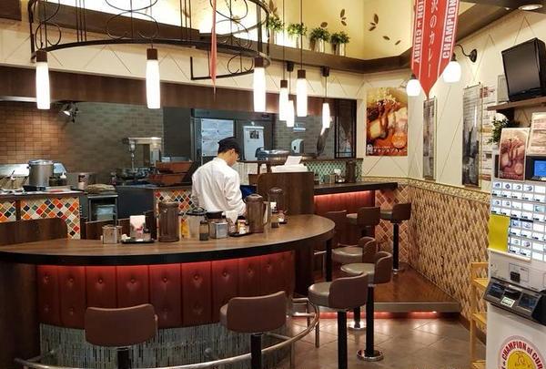 カレーのチャンピオン近江町店
