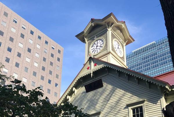 札幌市時計台の写真・動画_image_449449