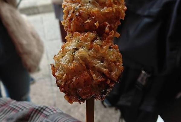 京都嵐山湯葉チーズ本舗