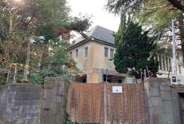 旧西園寺公望邸「隣荘」