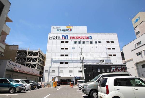 Hotel M Matsumoto(ホテルMマツモト)
