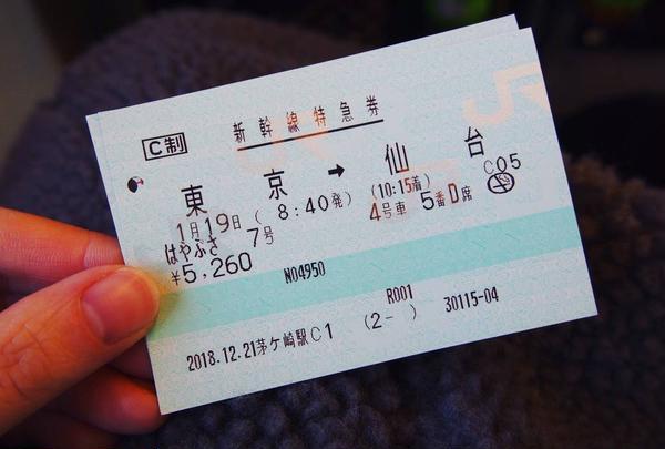 東京駅/1日目