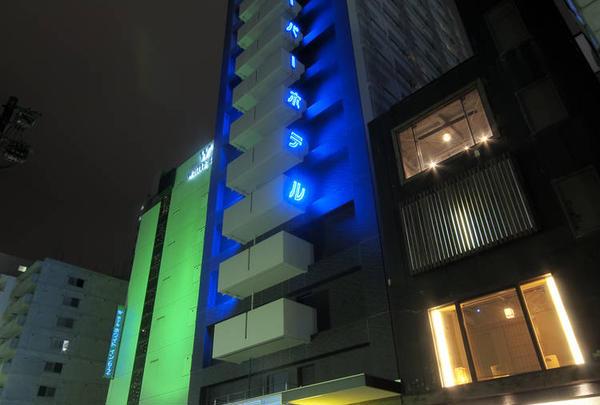 スーパーホテル札幌すすきの