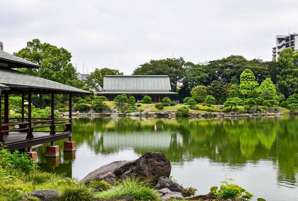 清澄庭園の写真・動画_image_521178