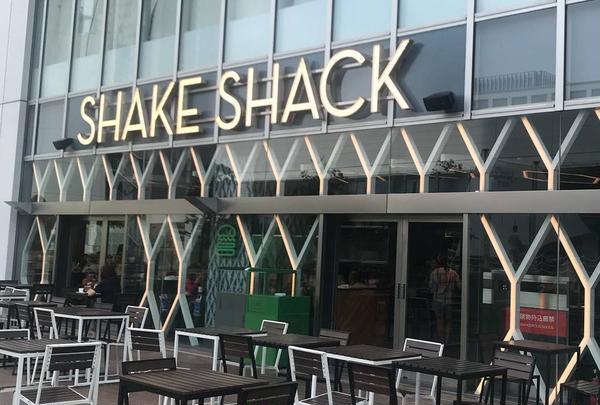 シェイクシャック新宿店