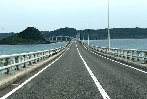 角島大橋 (つのしまおおはし)