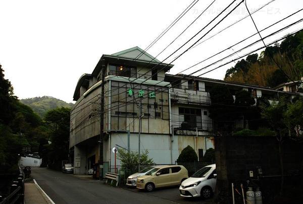 奥湯河原温泉 青巒荘(せいらんそう)
