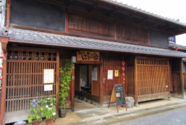 奈良町にぎわいの家 Naramachi Nigiwai-no_Ie