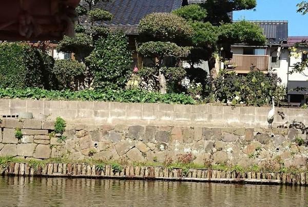 松江城 堀川遊覧船のりば