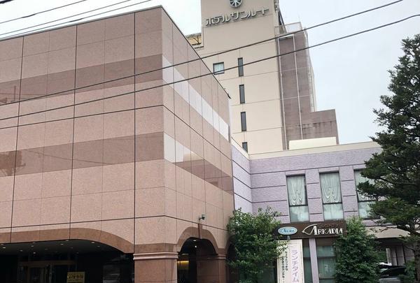 ホテルサンルート佐野