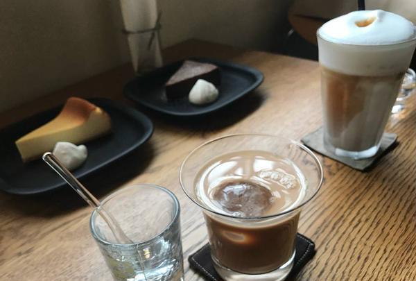 CAFE HAVEN'T WE MET
