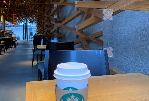 スターバックスコーヒー 太宰府天満宮表参道店(STARBUCKS COFFEE)の写真・動画_image_720032