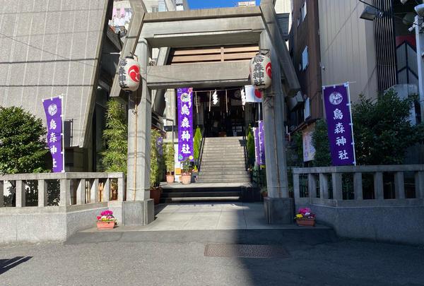 烏森神社の写真・動画_image_728041