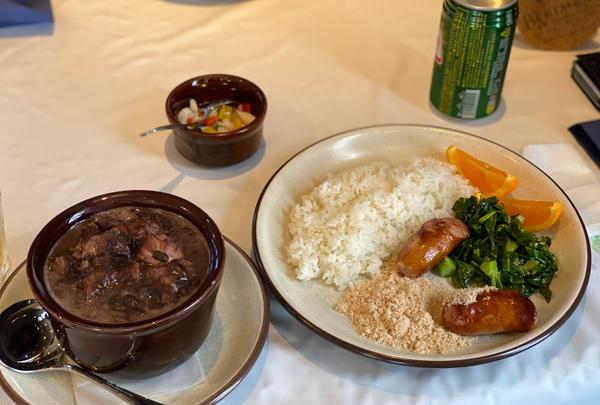 ブラジル料理 ベリンバウ