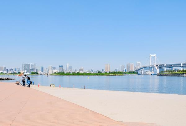お台場海浜公園の写真・動画_image_755527