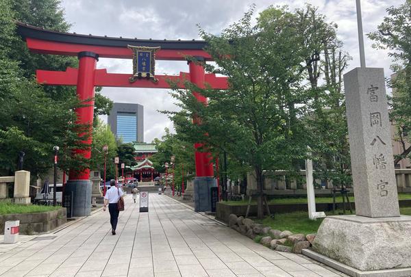 富岡八幡宮の写真・動画_image_781994